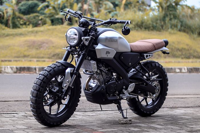 Yamaha XSR 155 Modif