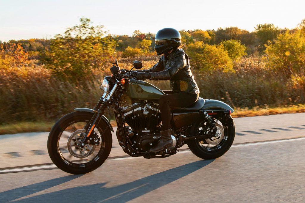 Harley Davidson Iron 883 indonesia
