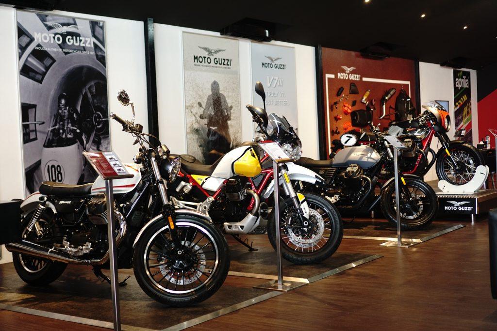 Moto guzzi indonesia