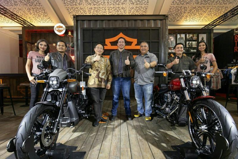 Daftar Harga Harley Davidson 2021