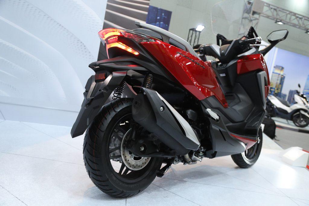 Honda Forza 250 2021