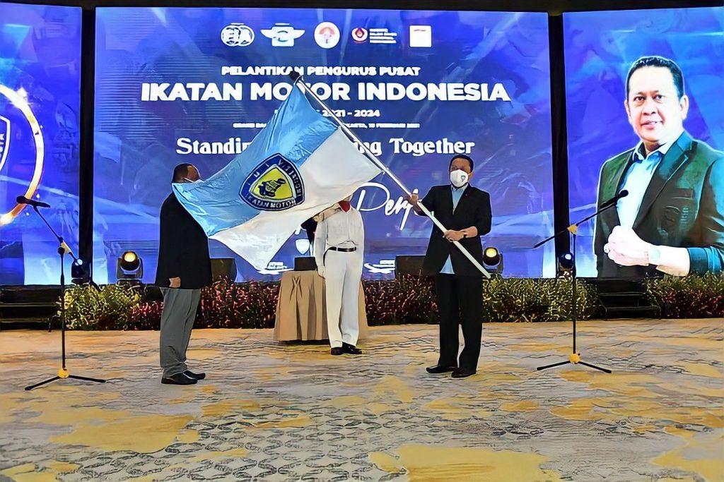 Ikatan Motor Indonesia 2021