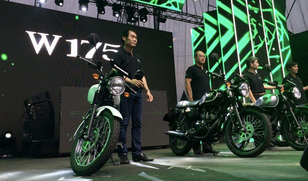 Daftar Harga Motor Kawasaki 2021