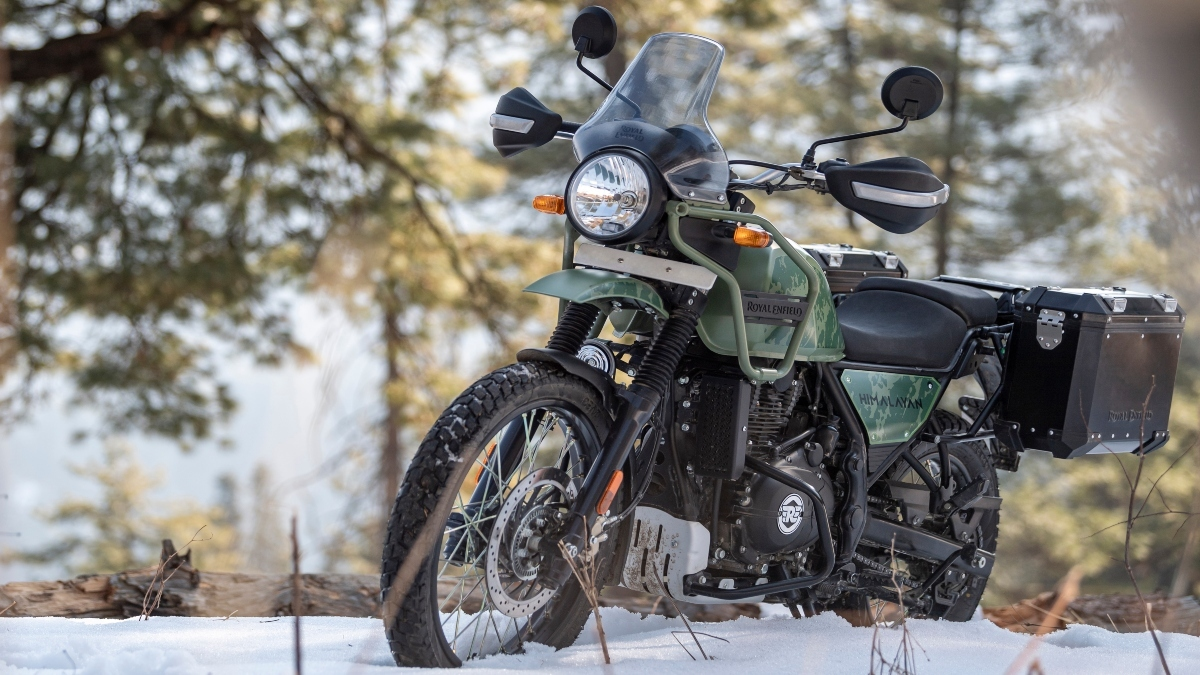 new royal enfield himalayan 2021