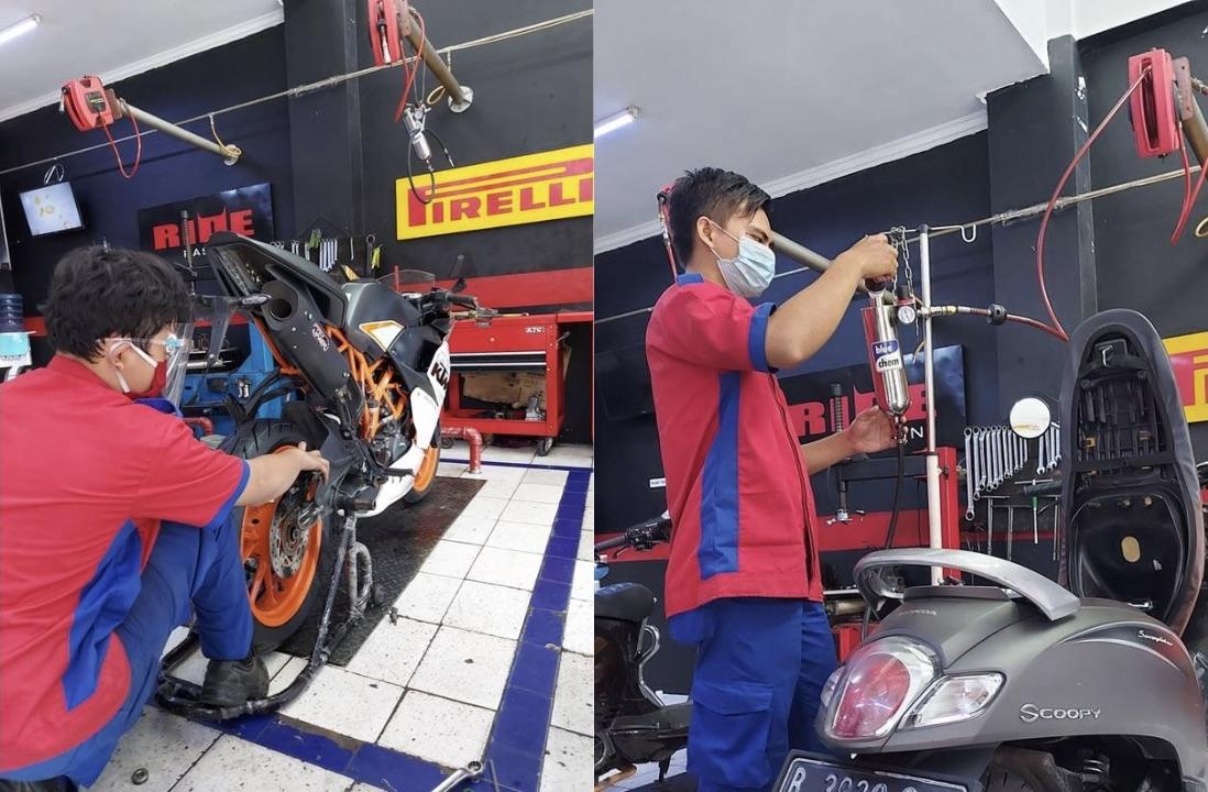 Promo gajian shop&bike
