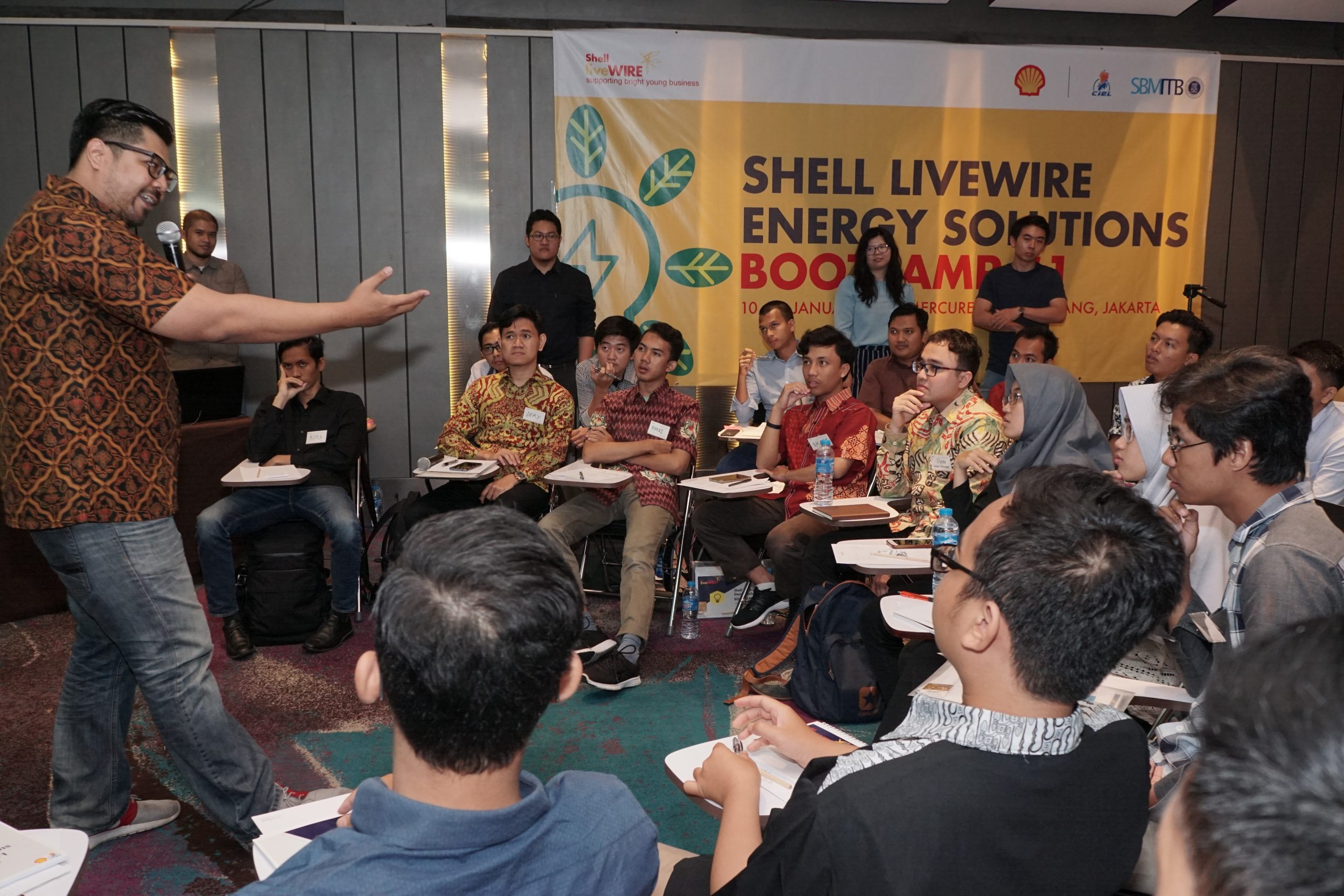 Shell LiveWIRE Energy Solutions 2021