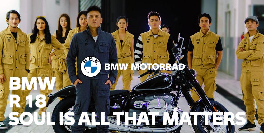 BMW Motorrad R18