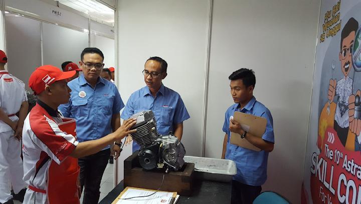 Uji kompetensi SMK 2021