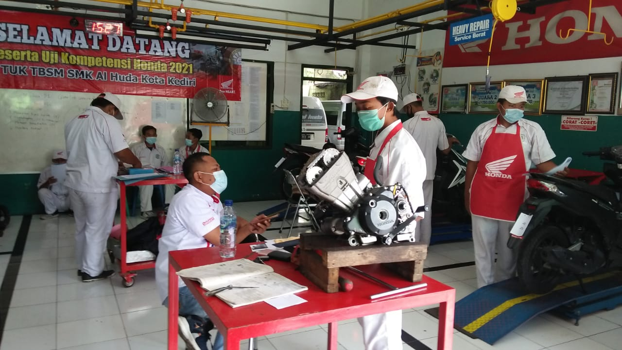 Program revitalisasi honda