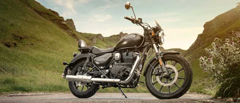 All new royal enfield meteor 350