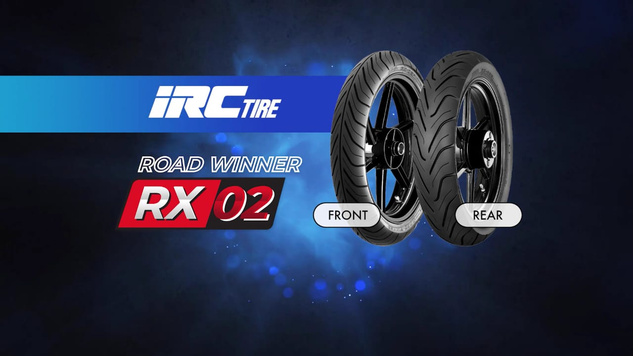 irc rx-02