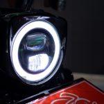 lampu depan Keeway V250 FI