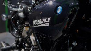 Design Benelli Imperiale 400