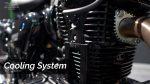 Sistem pendingin Bnelli Imperiale 400