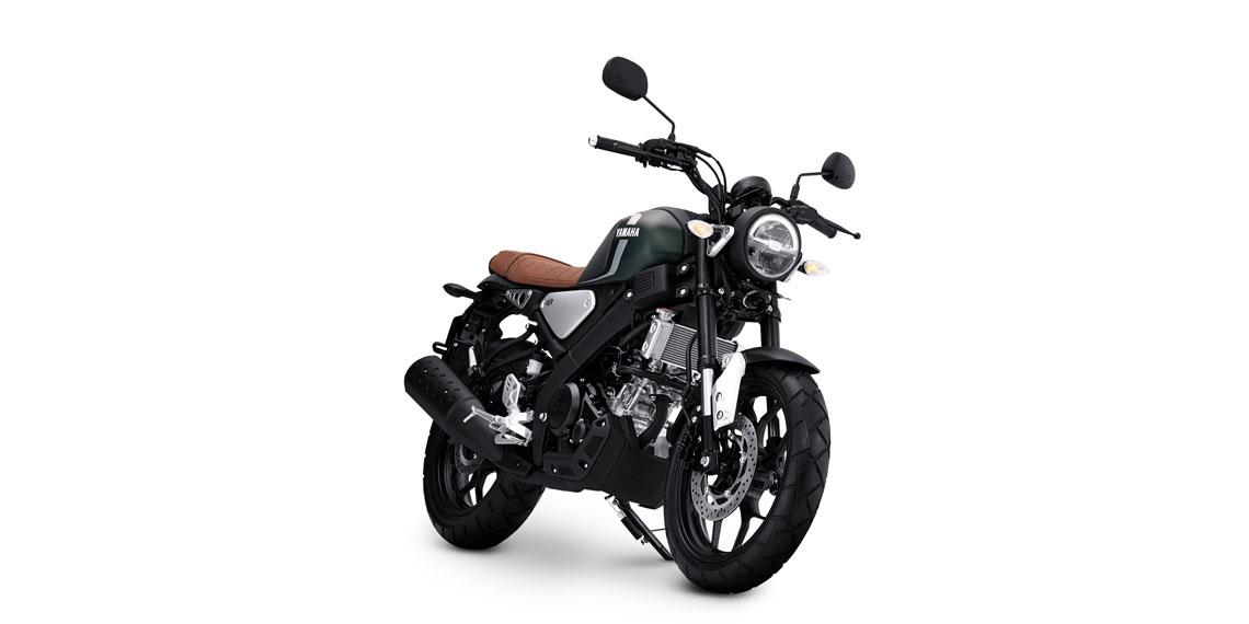 Yamaha XSR 155 2021