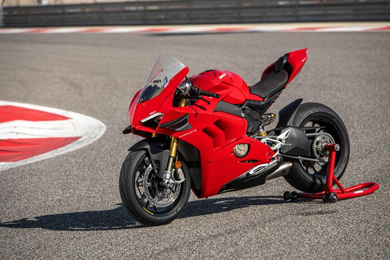 Aksesoris Ducati Panigale V4 S