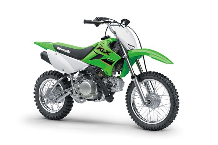 Kawasaki KLX110R 2022