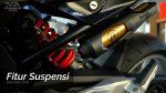 fitur suspensi BMW F900R