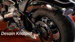 knalpot fishtail bmw r18 2021