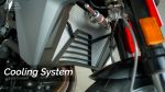 sistem pendingin BMW F900R