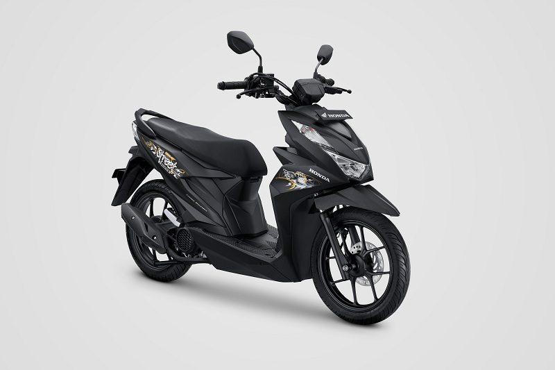 Honda BeAT Street 2021