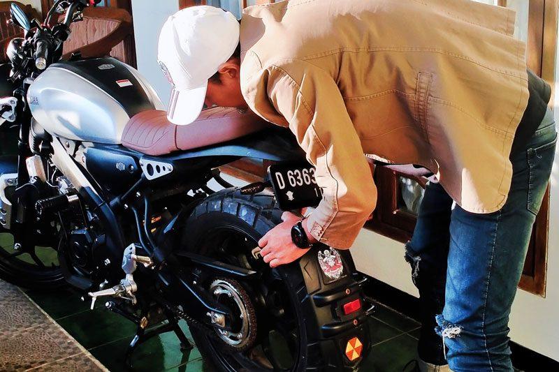tips merawat motor sport