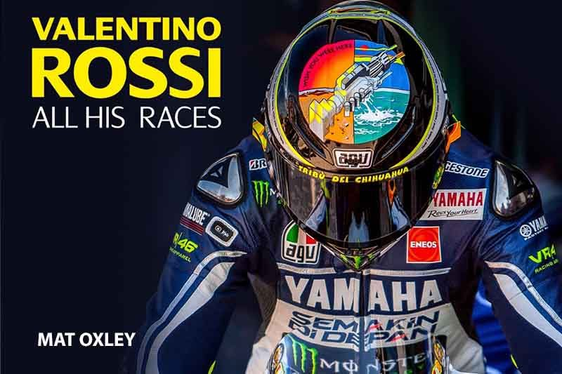 Perjalanan Karir Valentino Rossi