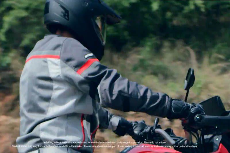 Motor Adventure Honda