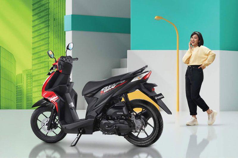 Harga Honda Beat Jakarta