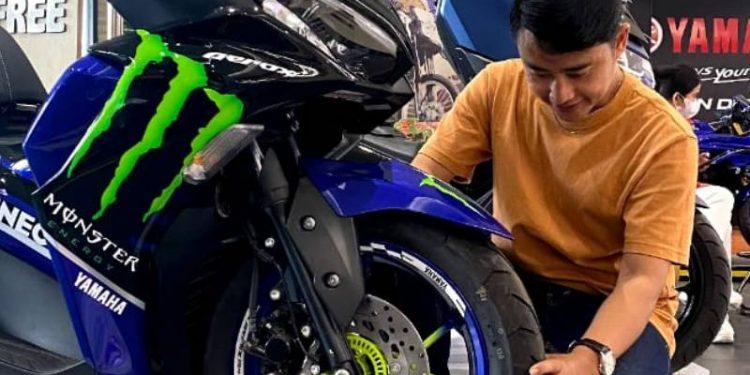 Tips Merawat Ban Motor
