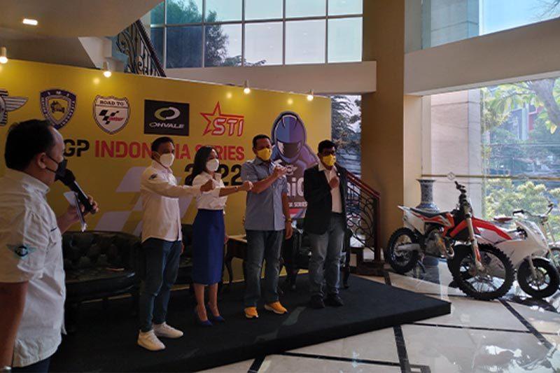 Pembalap MotoGP Indonesia