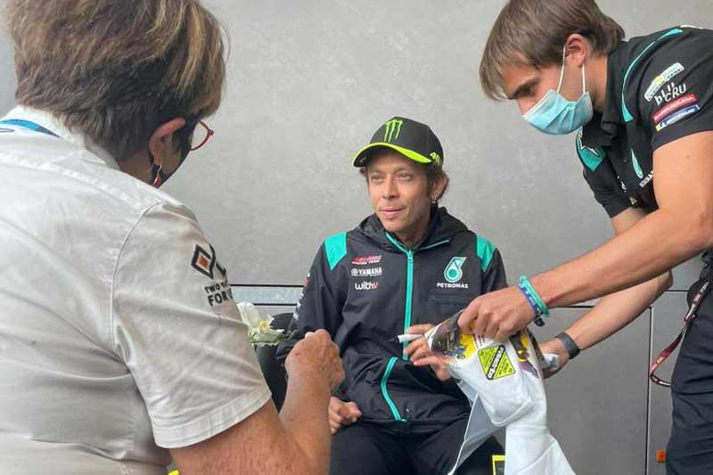 Merchandise Valentino Rossi