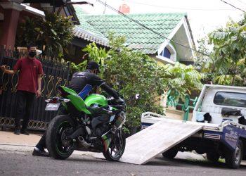 jasa towing motor
